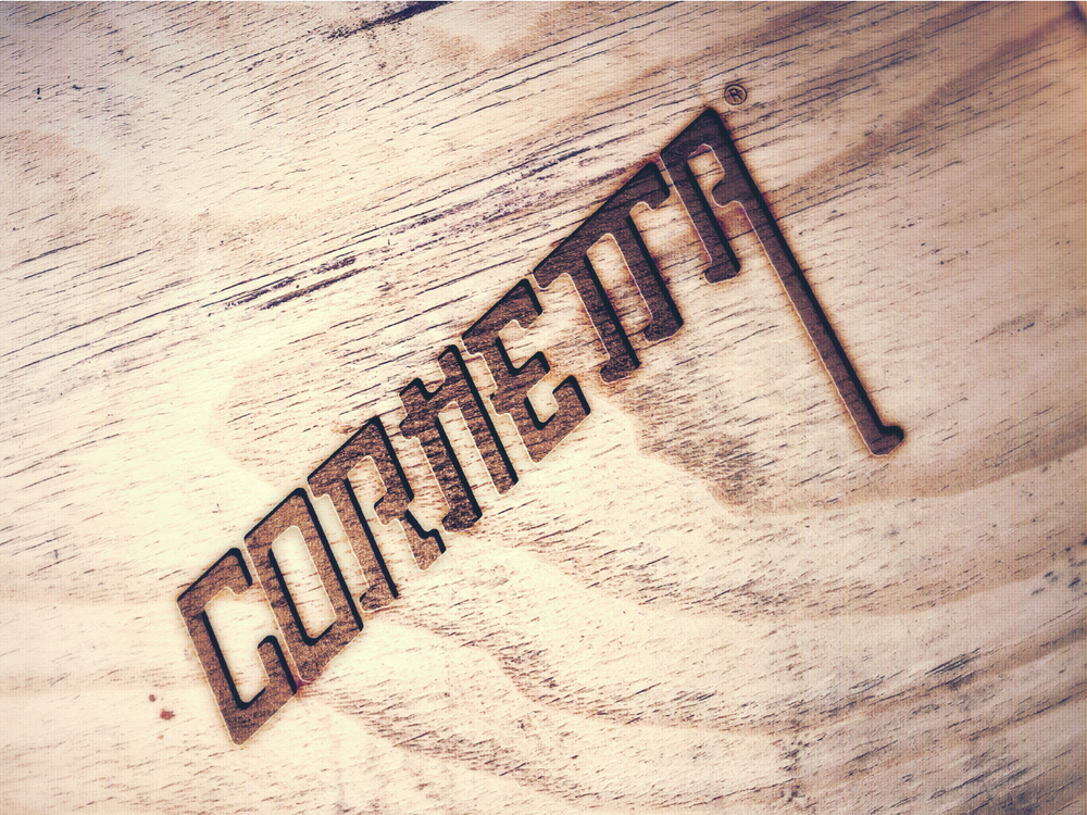 cornetta - print / digital branding