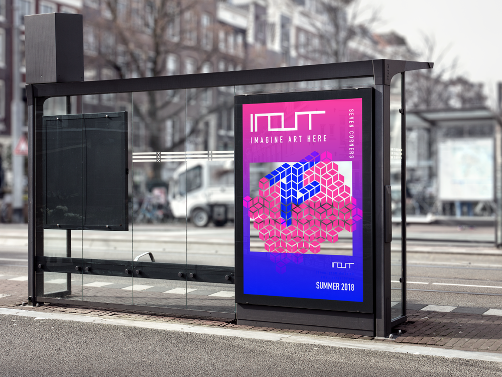inout - 3D experiences /installations