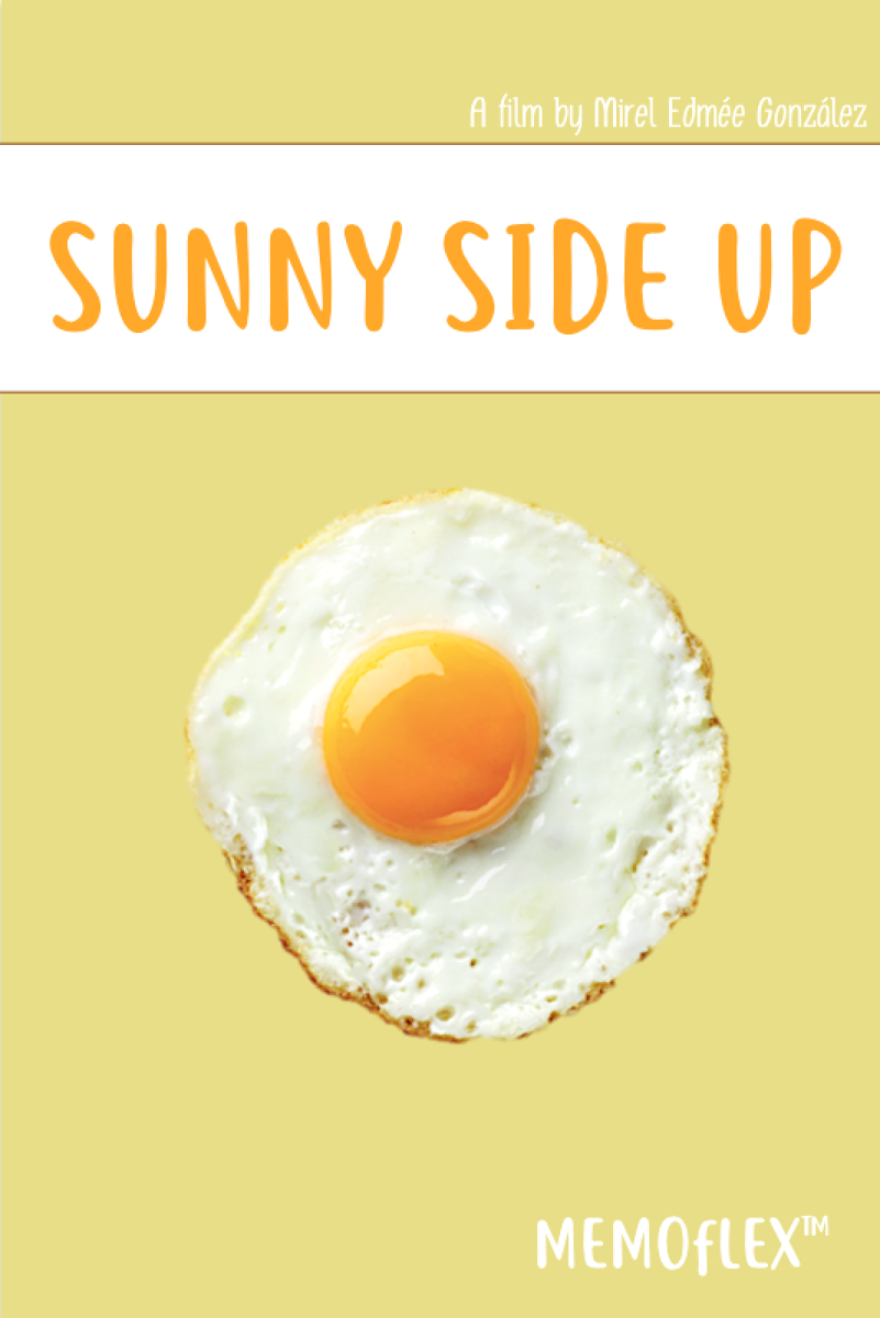 I'm set to star in Sunny Side Up (a short written and directed by Mirel Edmée González) early January! -