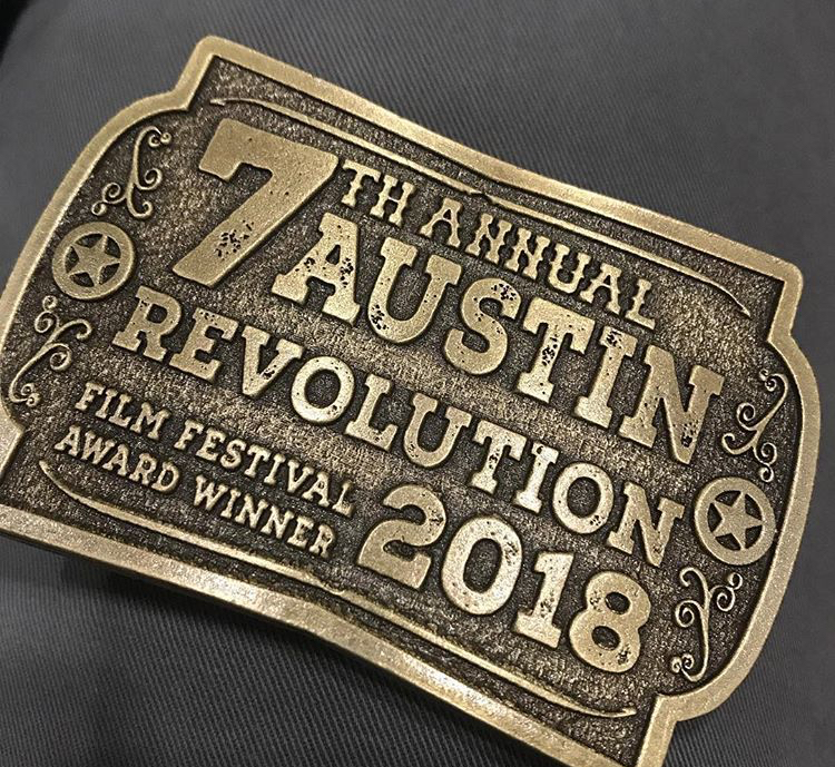 I won a Jury Panel Decided Award! Best Texas Actress - @austinrevolution film festival…for my role in Tartarus…so honored and am reminded of my roots. Couldn't make it to this one either because of rehearsals for Betty's Summer. So bummed!