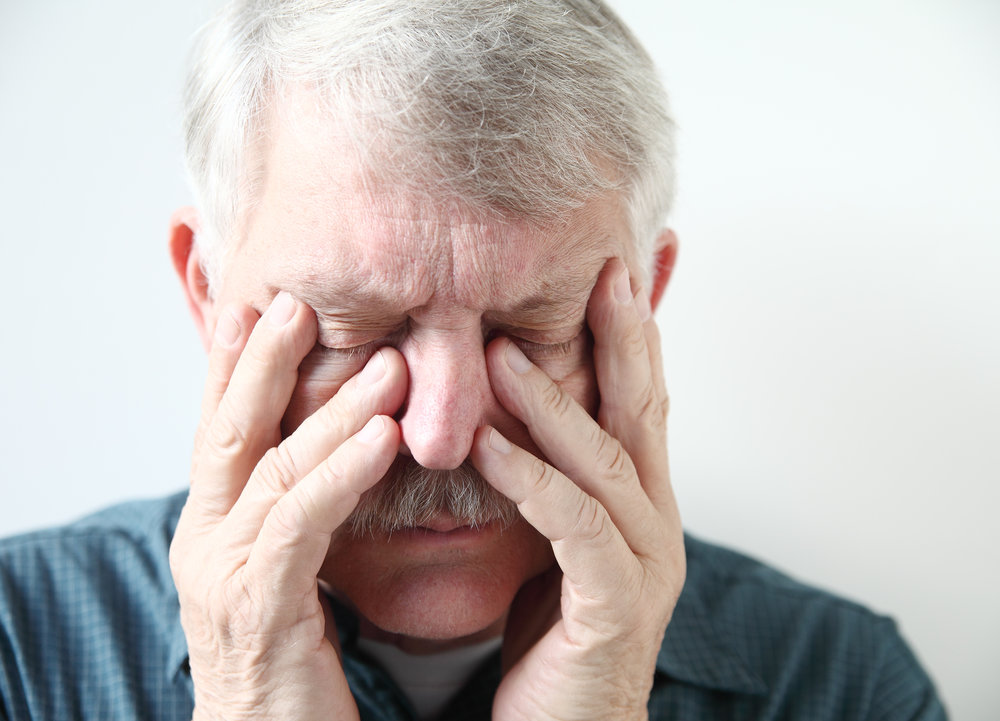 Sinusitis - Sinusitis is the inflammation of the sinuses for a long period of time. Can be caused by interference of air flow into the sinuses and drainage. If you suffer more than 10-14 days with pain in your sinuses, ears, forehead and back of the eyes contact us.