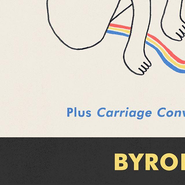 Slide for info 🌈⚰️ WAGTD Byron starts Thursday!
