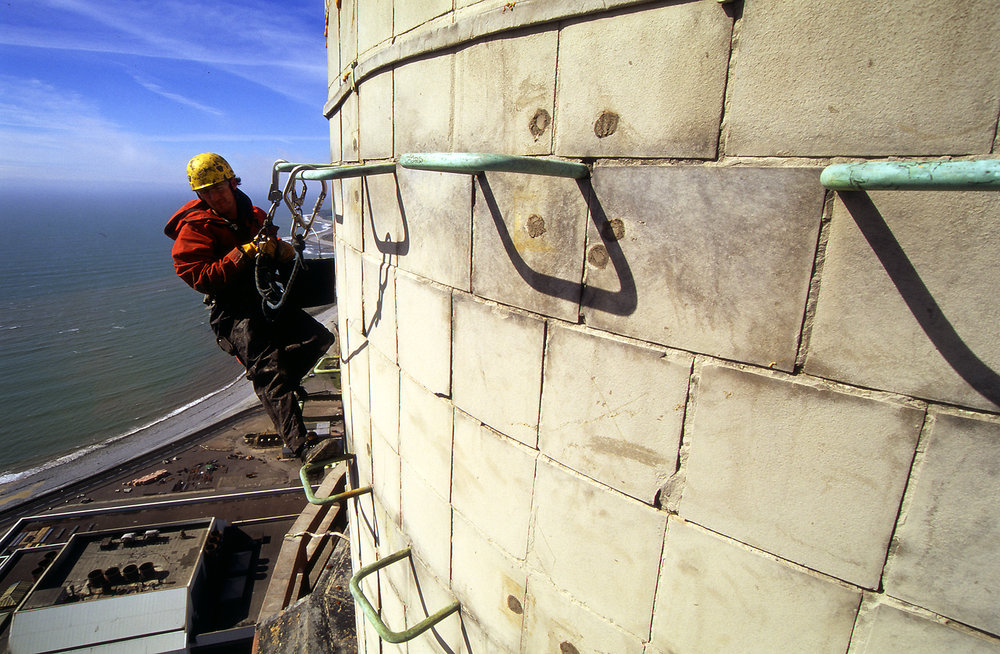 Heads Up Rope Access Maintenance