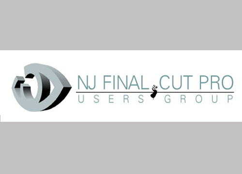 NJ Final Cut Pro User Group Logo