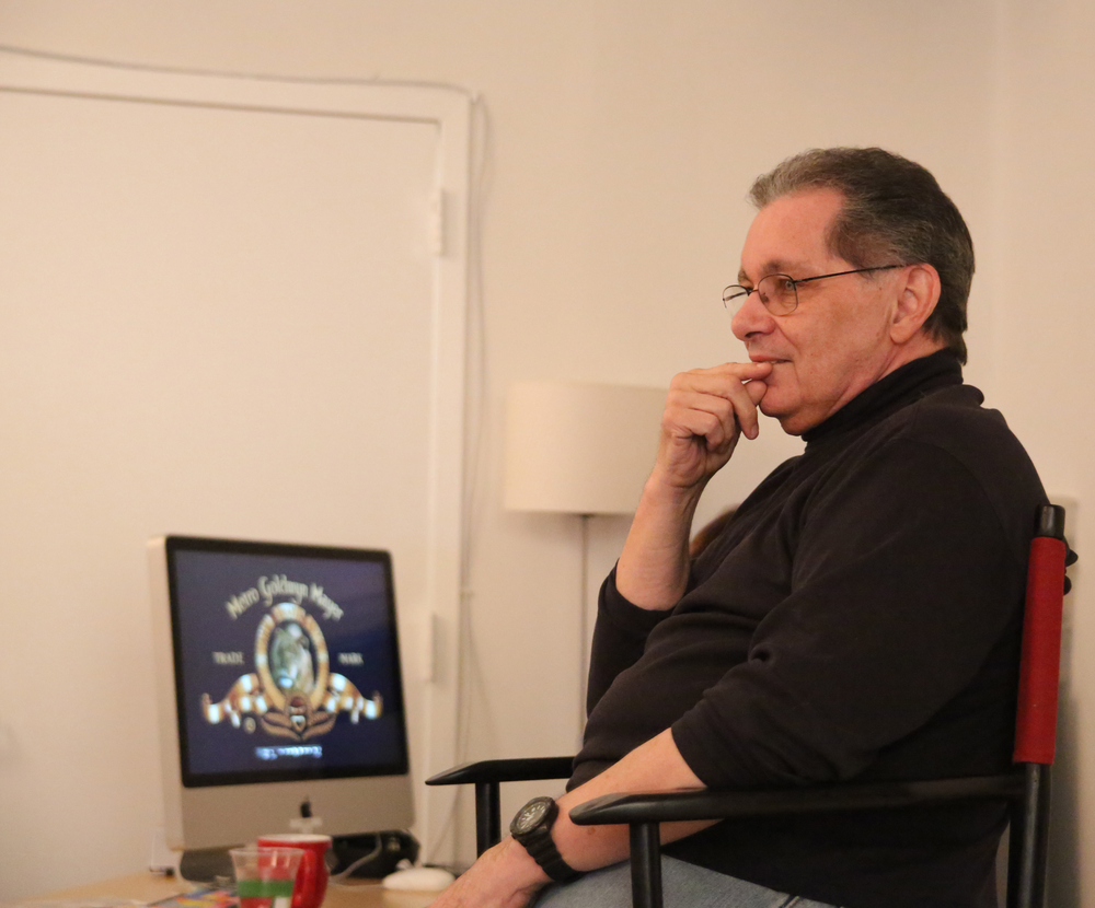 Artist in Residence Craig McKay, ACE speaks with MEWShop Six Week Intensive Students.
