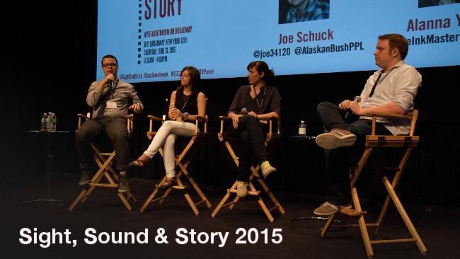 Reality TV Panel at Sight, Sound & Story 2015 RedShark News