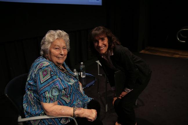 Anne V. Coates and Bobbie O'Steen.
