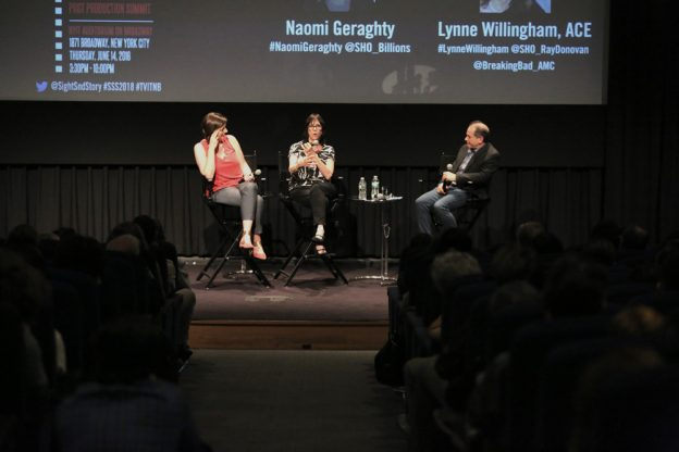Scripted Television Panel
