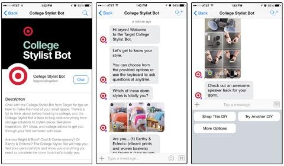 Target-kik-chatbot