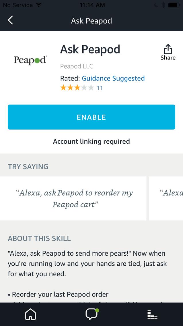 askpeapod-alexa-skill