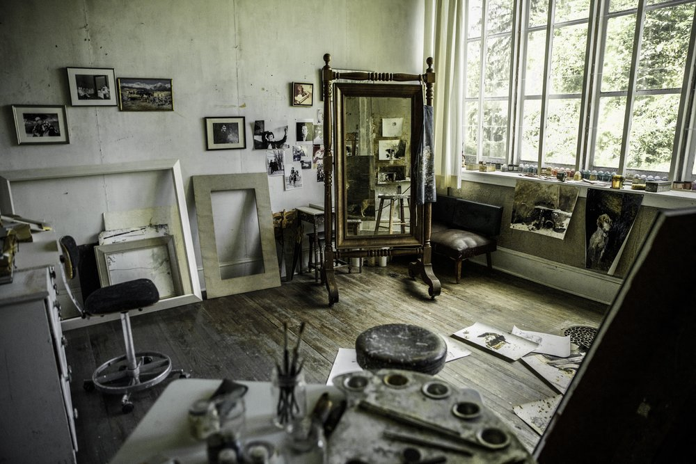Wyeth's Studio, © Phil Bradshaw, FreshFly