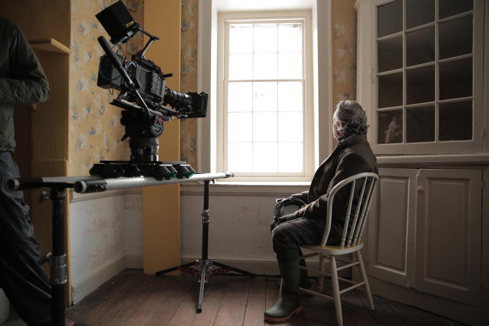Director Glenn Holsten