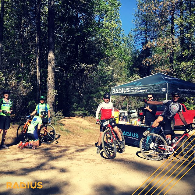 Thank you @gourmetgravel ! We loved supporting the ride on Saturday. I think we can all agree that you all are super-human cyclists. 💪🚵‍♂️💪🚵‍♀️ #cycling #gourmetgravel #sportsrehab #physicaltherapy #nevadacounty#biking #mountainbiking #49mi #29mi