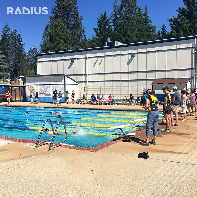 Our treatment table is now well chlorinated from the athletes at Zett's Triathlon 🏊🏼‍♂️💦🌊 #triathlon #expandyourradius #swimbikerun #summer #sportsrehab #grassvalley #nevadacity