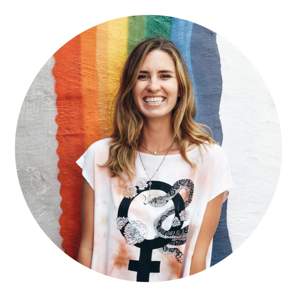 Phoebe Sherman - is the founder of Girl Gang Craft.follow her on instagram & check out her site.