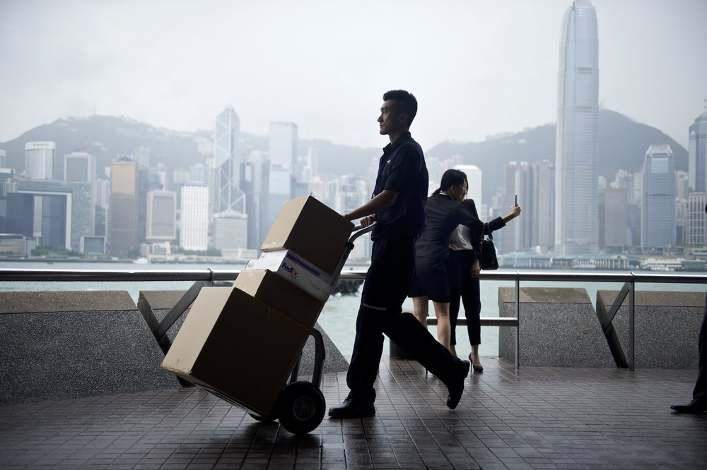 FEDEX: HONG KONG