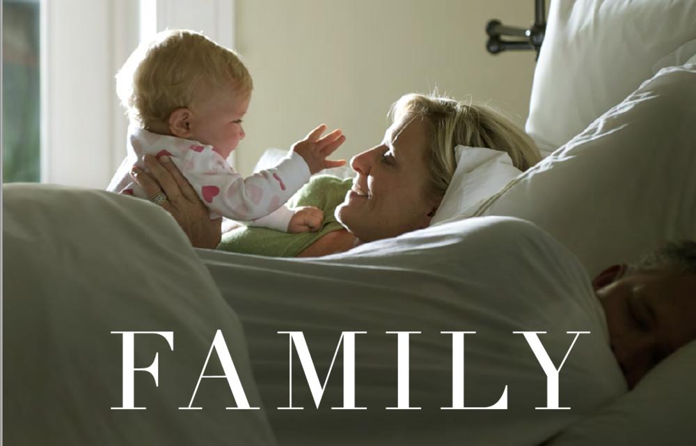 FAMILY: NEW MINI BOOK