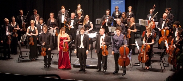 Jersey Chamber Orchestra in Liberation Festival