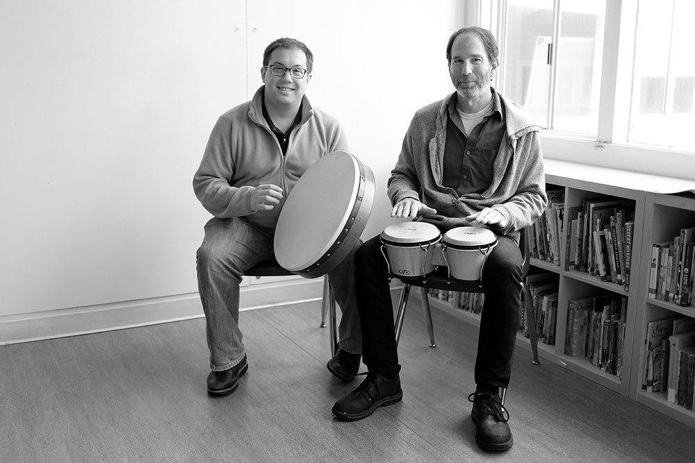 Patrick Ardinger and Lawrence Hargarten