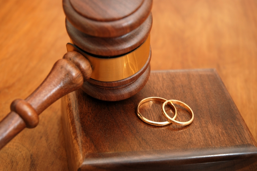 How to File for Divorce - First steps in starting the process of divorce in California.