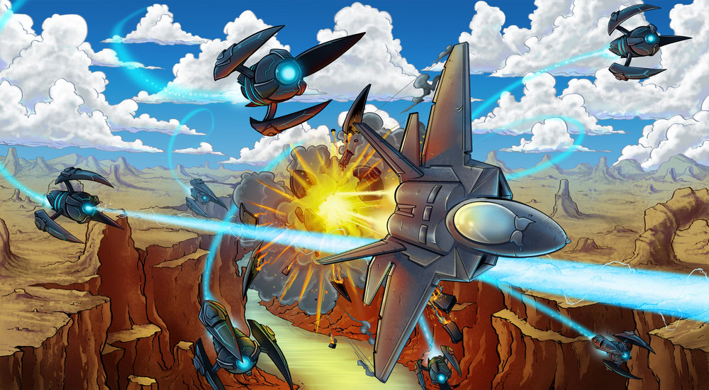 Featured Game - Download and Play Raptor Defense Now