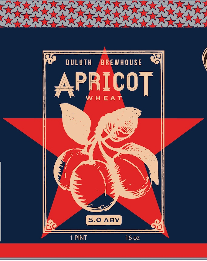 Apricot Wheat - A marriage of American Wheat and Apricot combine to form alight bodied beer with a dry crisp finish. This fruit beer is an annual top seller and crowdpleaser.