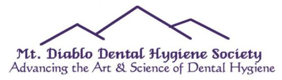 Mt. Diablo Dental Hygiene Society