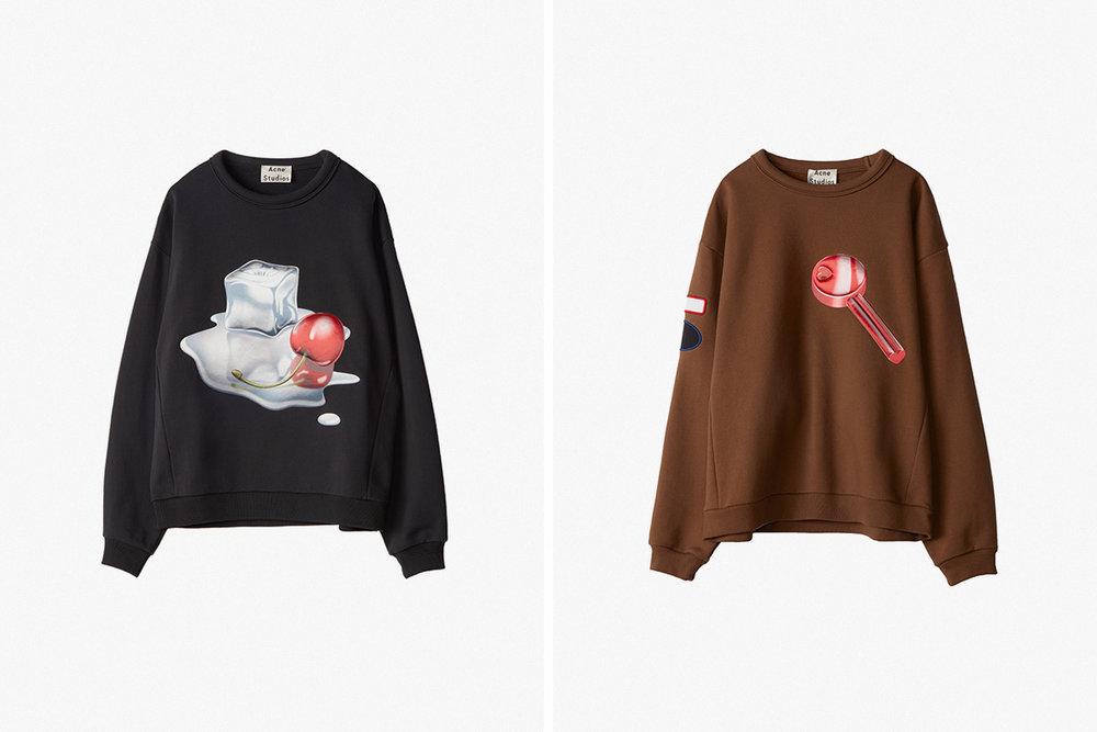 Keychain Sweatshirts