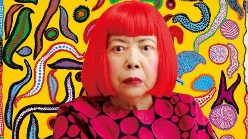 Yayoi Kusama. Image courtesy of http://i2.cdn.cnn.com