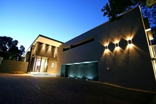 Other types of lighting enhance security lighting options.