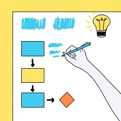 Deborah DeLue - Visual Facilitation, Illustration, Project Management