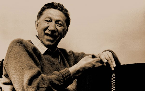 Abraham Maslow (Source:  famouspsychologists.org )