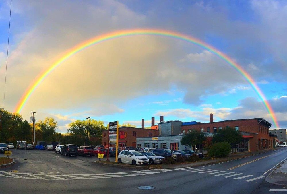Rainbow Over TT Building Mike Chamness 10-13.jpg