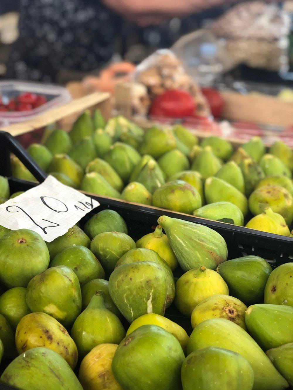 Local figs.