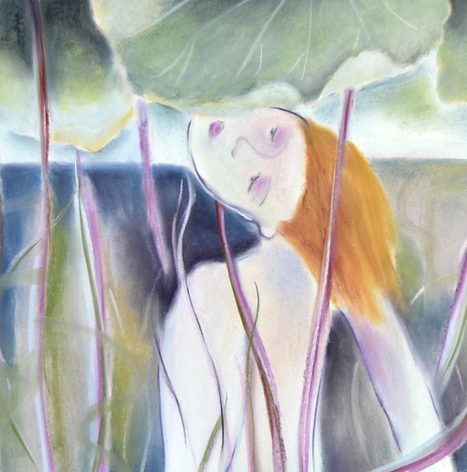 Lotus pond diver-detail#3.jpg