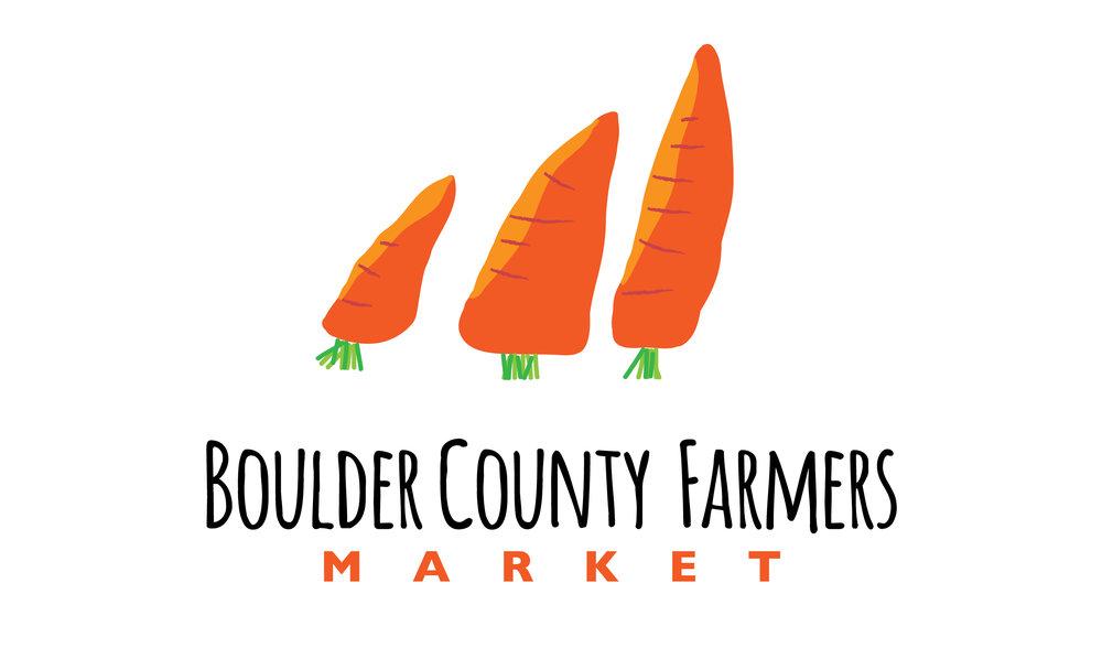 Boulder County Logo Design and Illustration