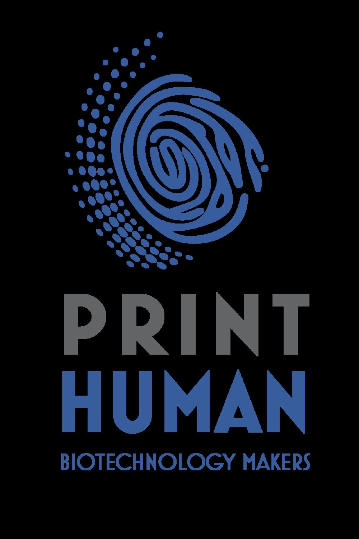 print human stacked logo blue fingerprint.png