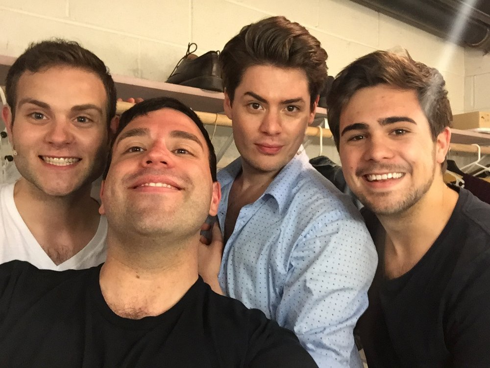 boys dressing room