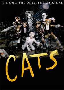 25th Anniversary Tour of CATS