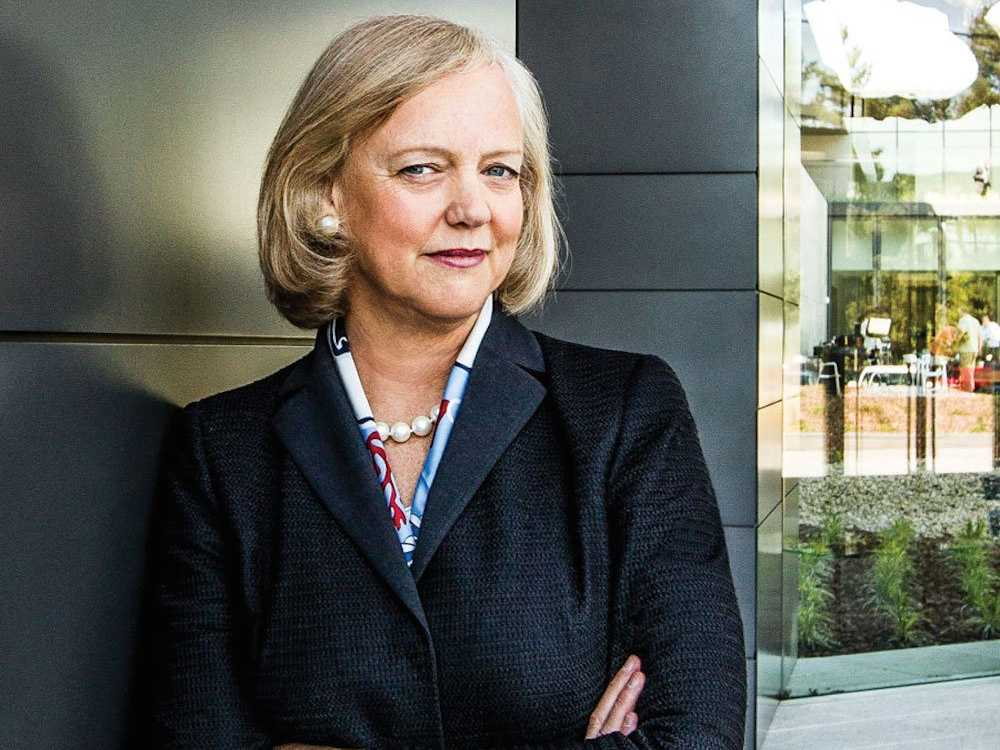 Special Words from Meg Whitman