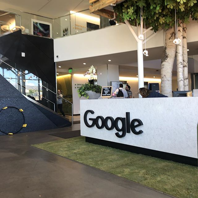 Next wave of Grain change.  Our focus is to influence the influencers.  Every cafeteria, hospital, school needs access to good grains.  The vision is set.  Thanks @google for inviting us in. . . #ancientgrains #freshmilled #grainchanger #vision #graingoals #changemenuschangelives #chefslead #changestartswithus #goodfoodforall #collaboratewithus