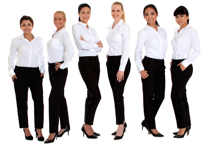 HOSTESSES -