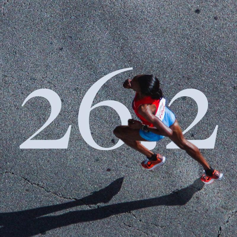 Marathon Web Design Concept