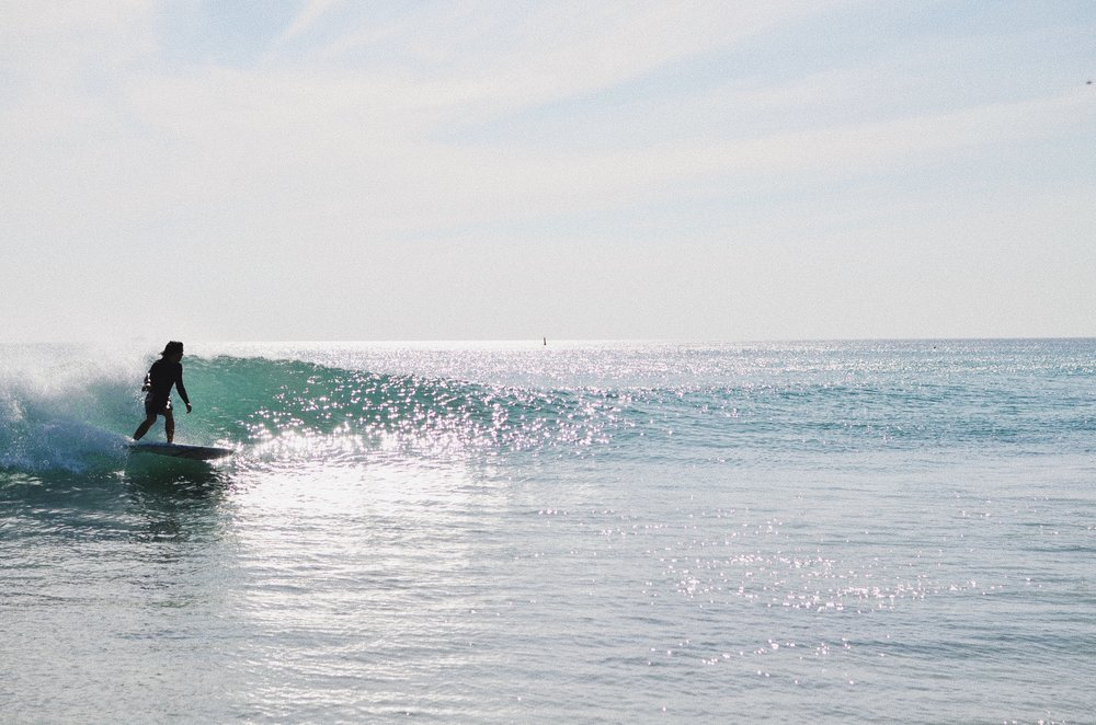 Jayden o'neil writer north fremantle surfing journalist