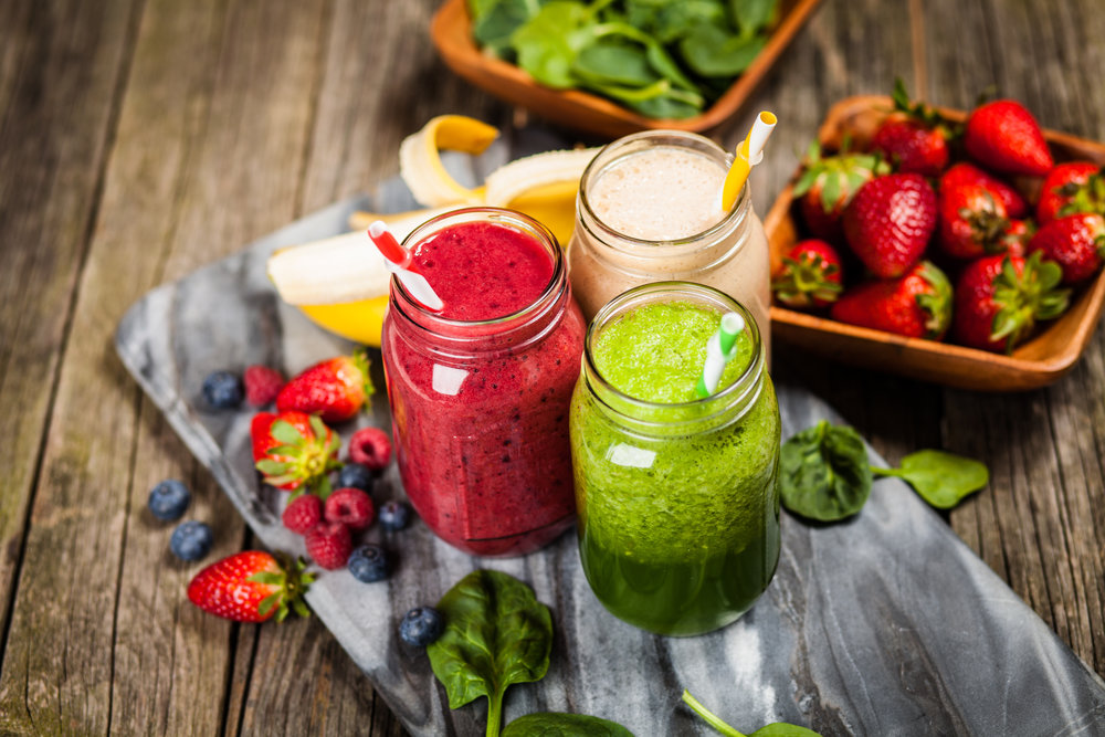 What to Order at the Smoothie Bar