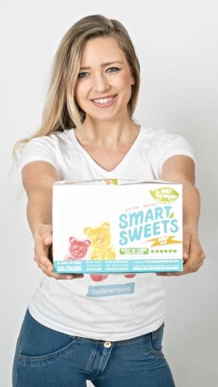 Tara Bosch — Founder SmartSweets