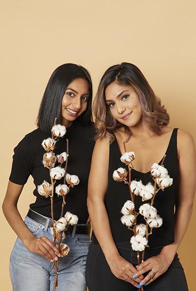 Bunny & taran Ghatrora Founders of Blume
