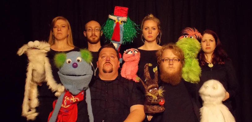 THE SOUND AND THE FURRY - L.A.'S PREMIER MUSICAL PUPPET IMPROV TEAM