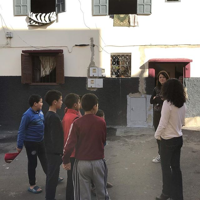 Our week in Rabat - visiting multiple sites for PLAY CITY, interacting with local residents around each location and hearing their thoughts and concerns. #playcity #rabat #morocco #socialinclusion #play #architecture #urbandesign #publicspace #transformation #stimuleringsfonds