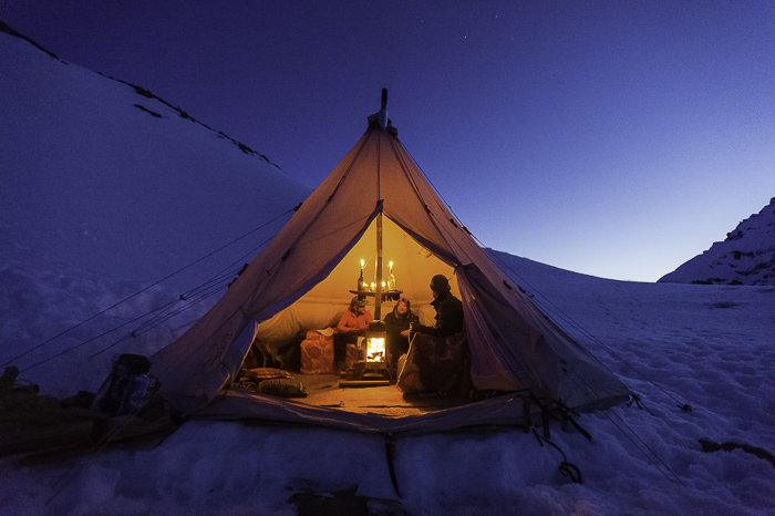better than a backcountry hut